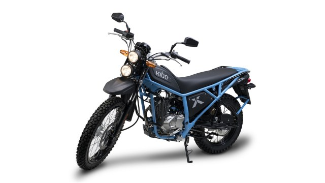 Spike moto electrique